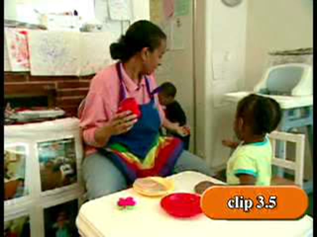 Promoting the Social and Emotional Competence of Infants and Toddlers - 3.5 Observing Michael Video