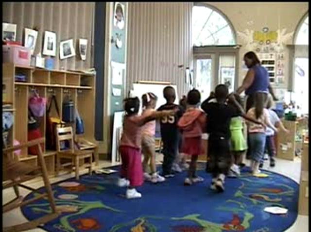 Preschool Training Modules - V1.4 Transition Outside