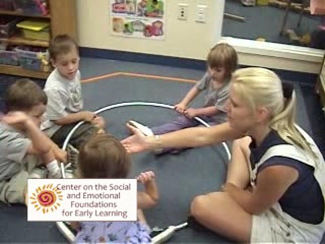 Preschool Training Modules - V1.5 Transition to centers