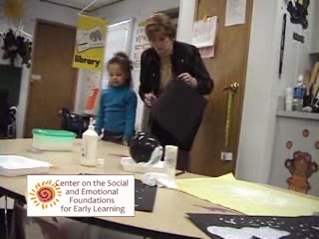 Preschool Training Modules - V1.6  transition cue