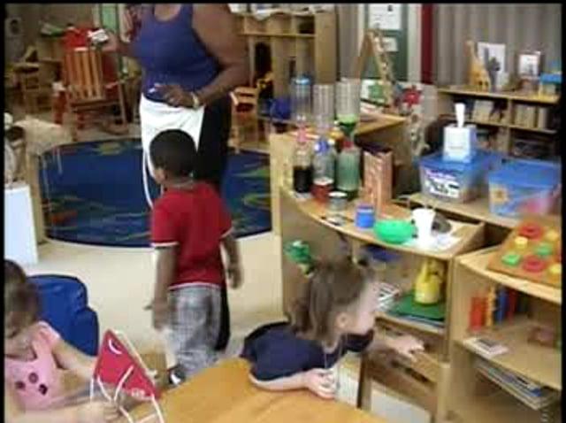 Preschool Training Modules - V1.7 Transition with Timer