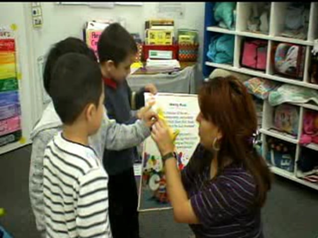 Preschool Training Modules - V1.8 5 Minute Glove