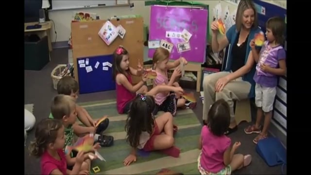 Preschool Training Modules - V1.10 Circle Activity 2