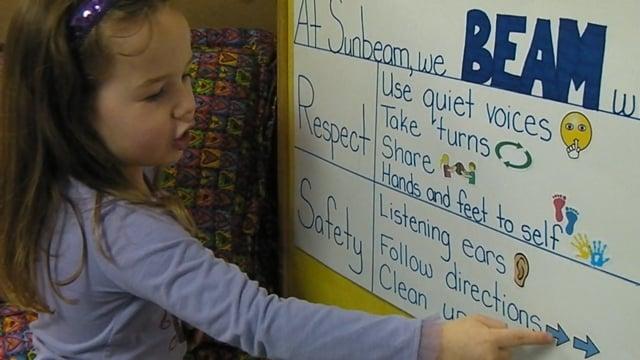 Preschool Training Modules - v1.11 Reciting the Rules