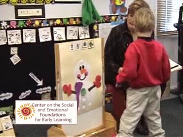 Preschool Training Modules - V1.14 Positive attention