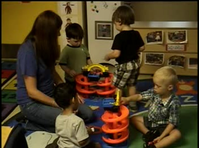 Preschool Training Modules - V2.10 Taking Turns