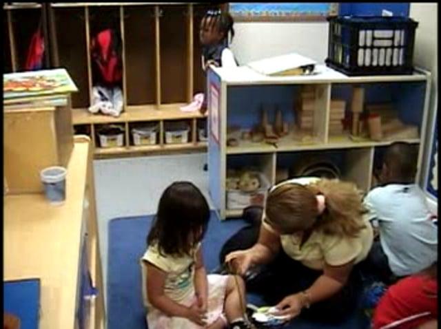 Preschool Training Modules - V2.13 Houskeeping is Full