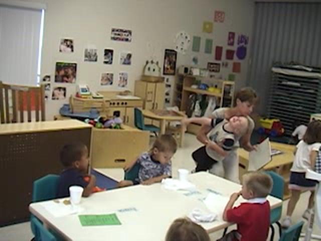 Preschool Training Modules - 3a1 Challenging Behavior