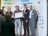 Solarpreisverleihung in St. Gallen 2016