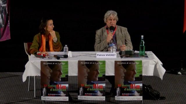 Quelle économie, quelle éducation pour une société humaine et durable ? conférence de Patrick VIVERET   Partager