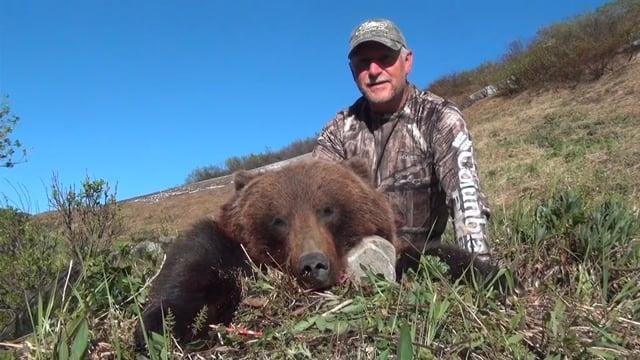2016 Alaska Spring Bear Hunt Part 2