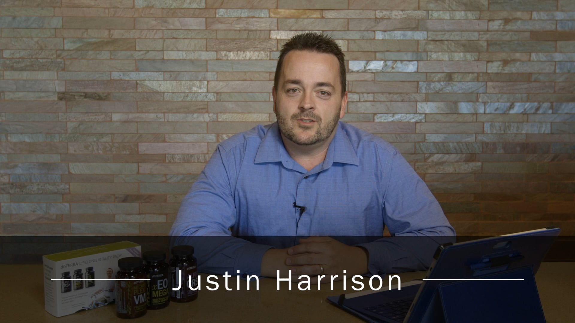 Empowered Life Series Justin Harrison EDIT