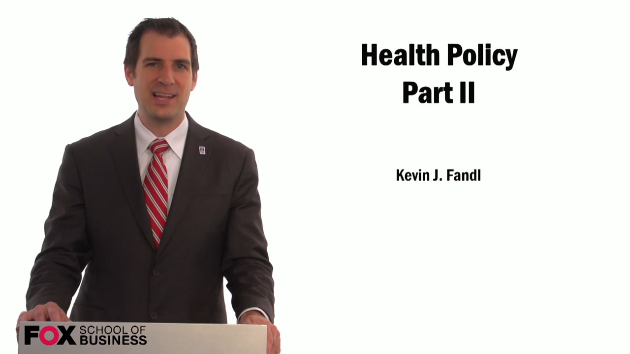 59319Health Policy Part 2