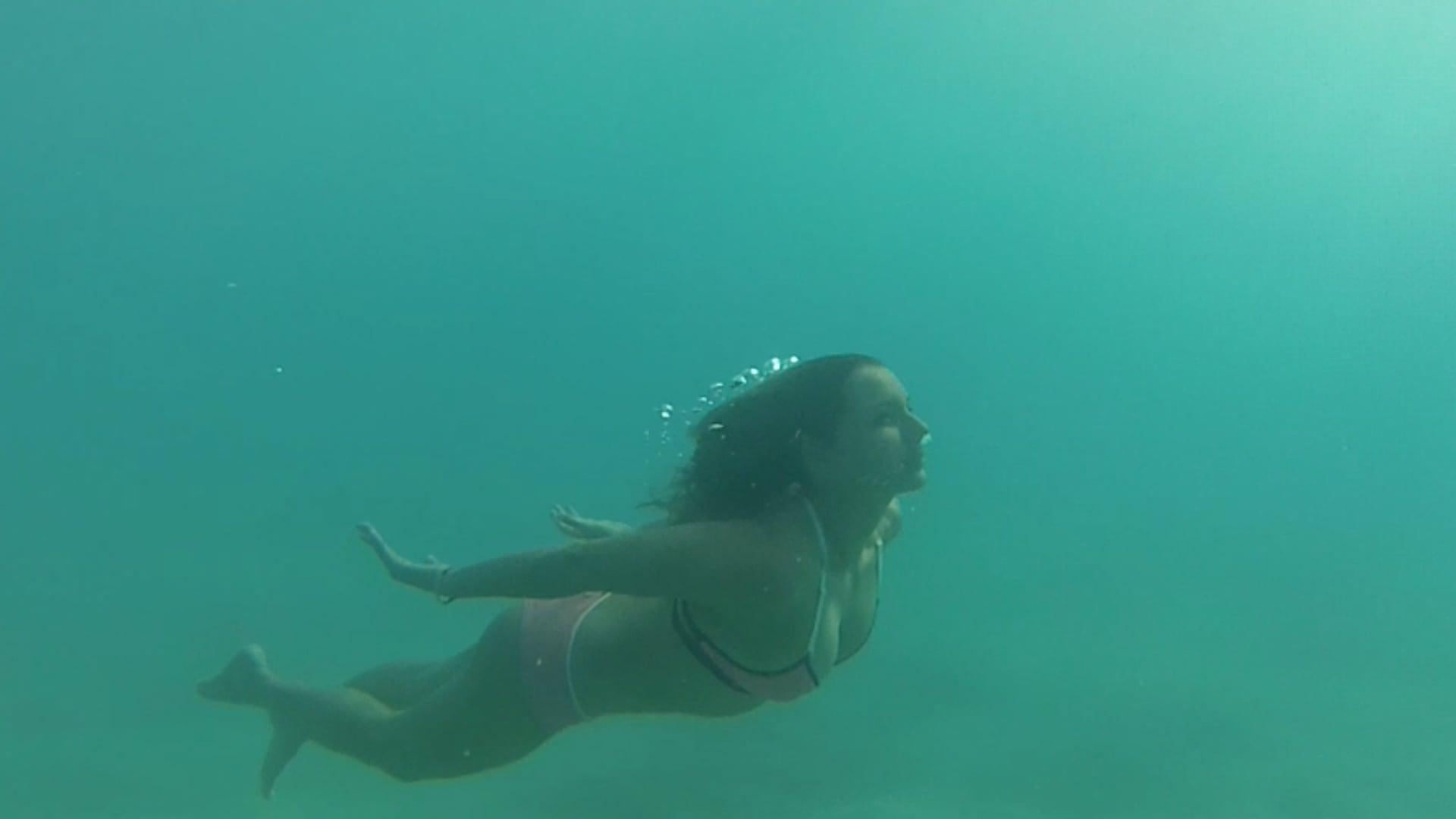 Big Wave Surfer Maya Gabeira