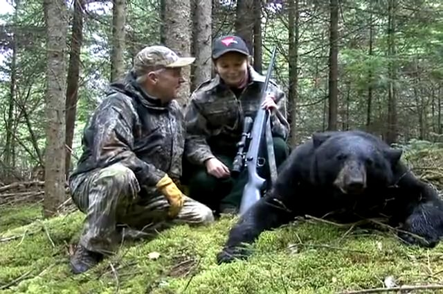 Vermont Moose & Bear