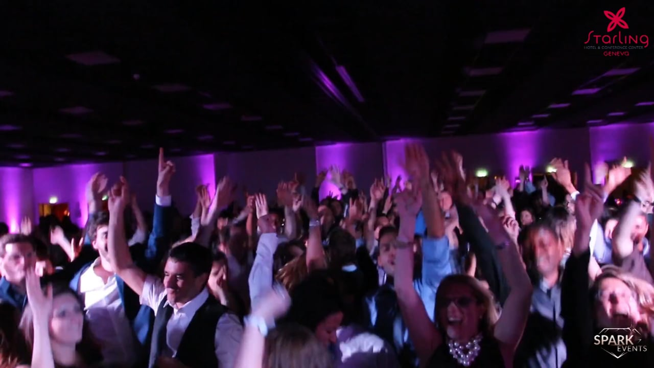 GSK Staff Party @Starling by SparkEvents