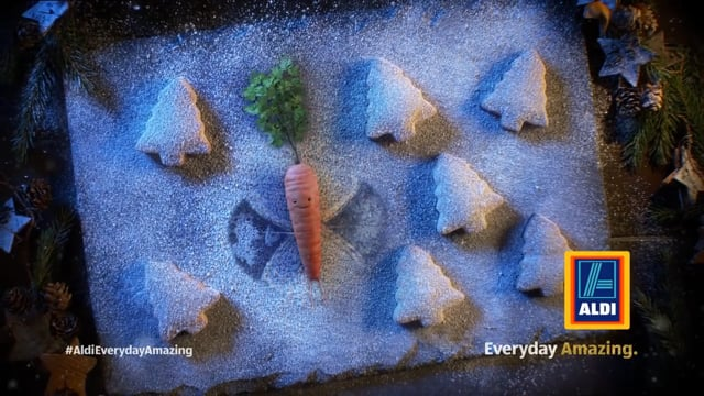 Aldi - Kevin the Carrot