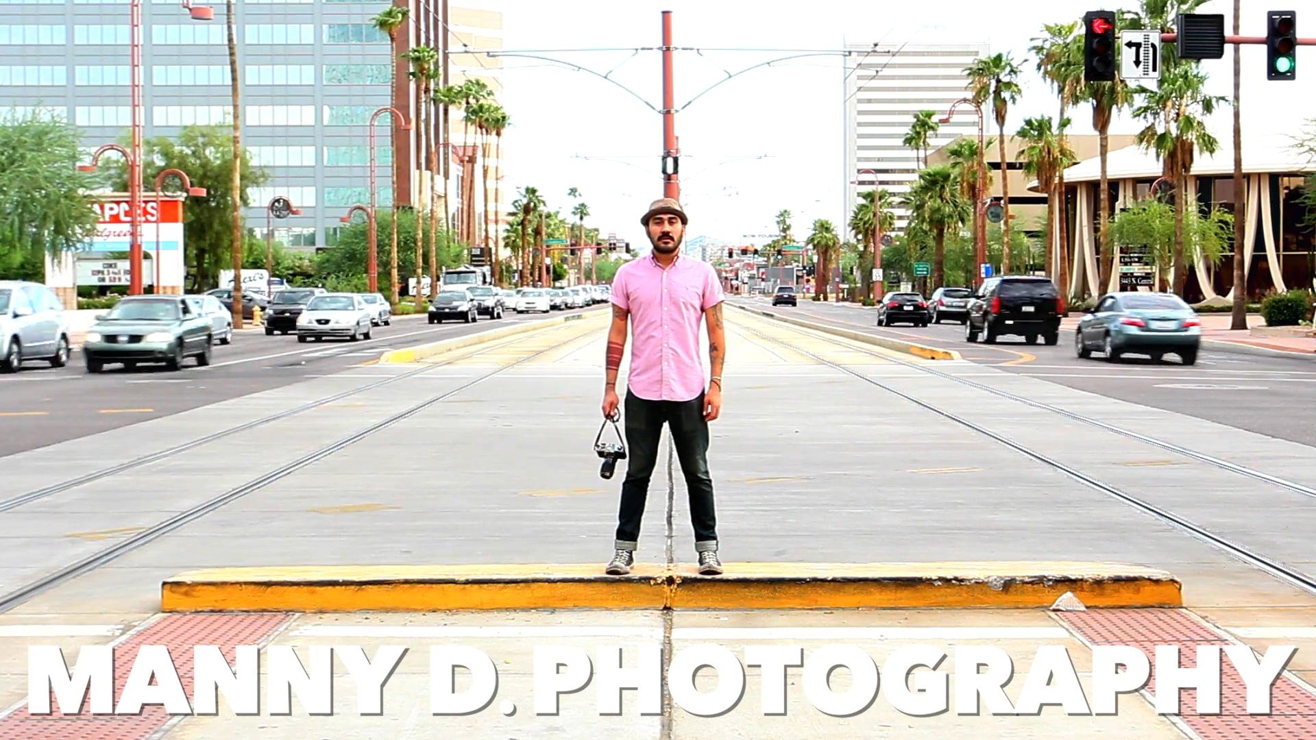 Manny D. Photography movie