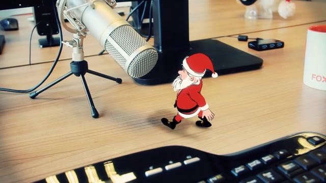 Christmas Card 2016  -  Foxmountain