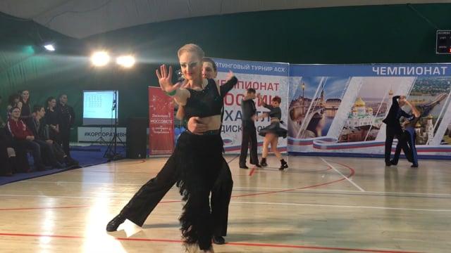 Чемпионат России 2016, Тагиров-Солодилова, fast