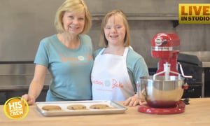 Mother-Daughter Duo Prove Cookies Can Change the World