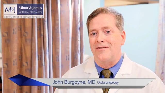 Meet Dr. John Burgoyne