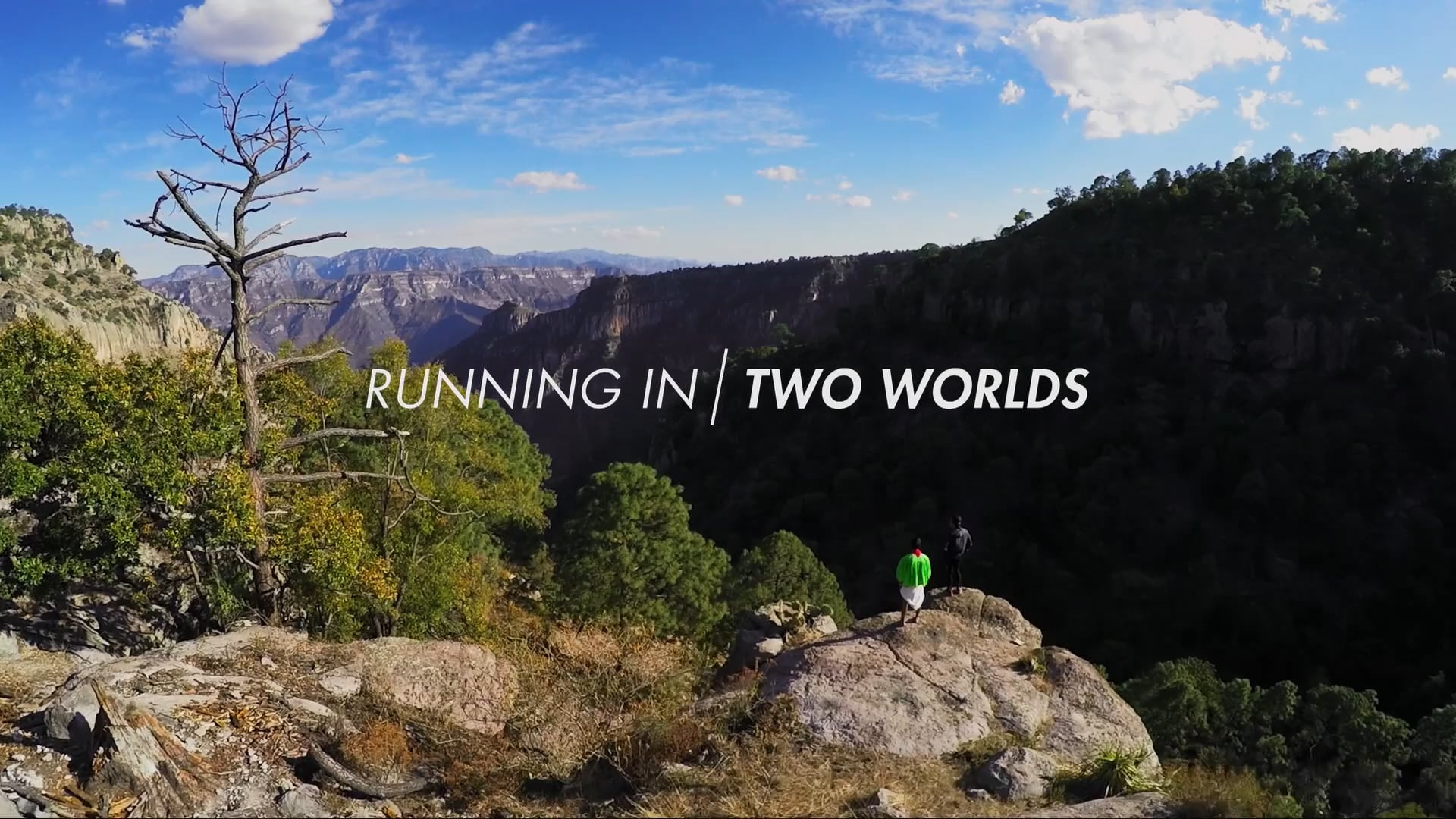 Running in Two Worlds ( Teaser)
