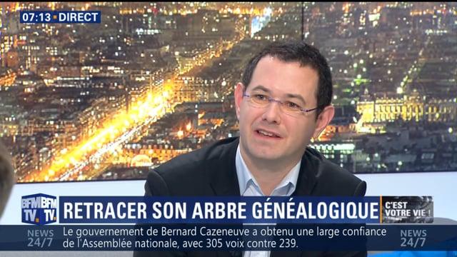 TV / BFM TV › Matinale › Comment dresser son arbre généalogique ? / Filae.com