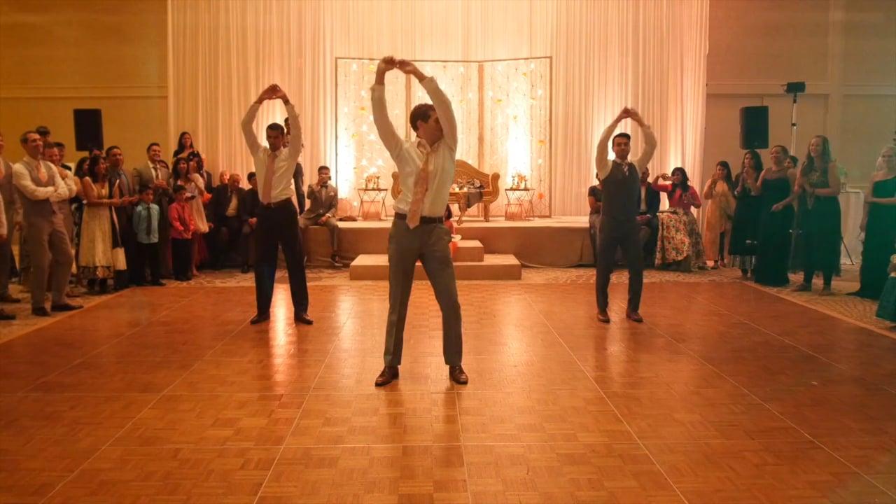Christian and Dipa Dances
