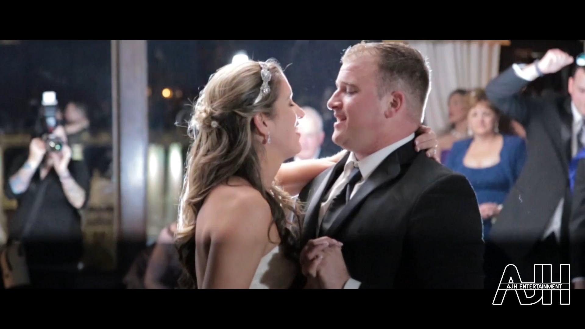 AJH Entertainment Weddings: Stephanie & Carmine, Shadowbrook at Shrewsbury, NJ
