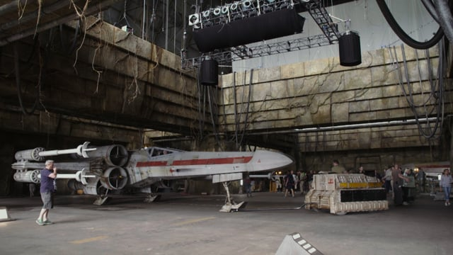 RealD Rogue One Director Interview