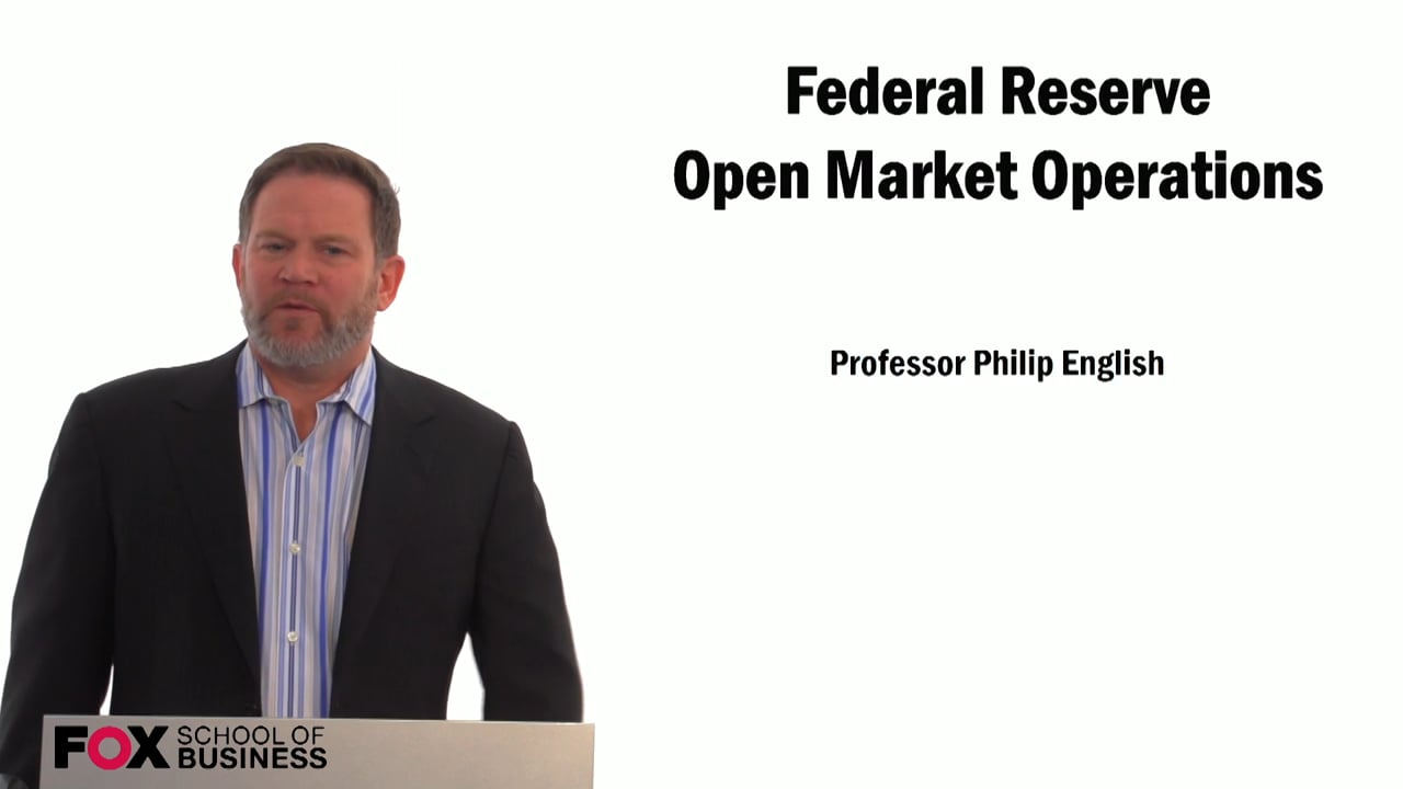 59307Federal Reserve Open Market Operations