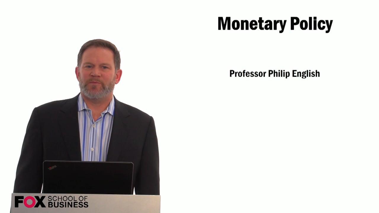 59302Monetary Policy