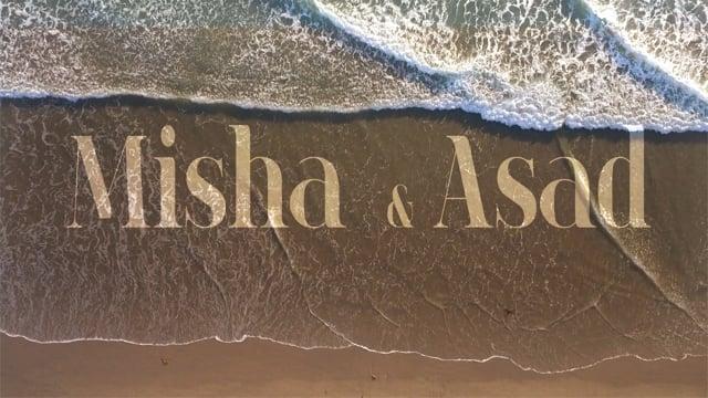 Misha & Asad