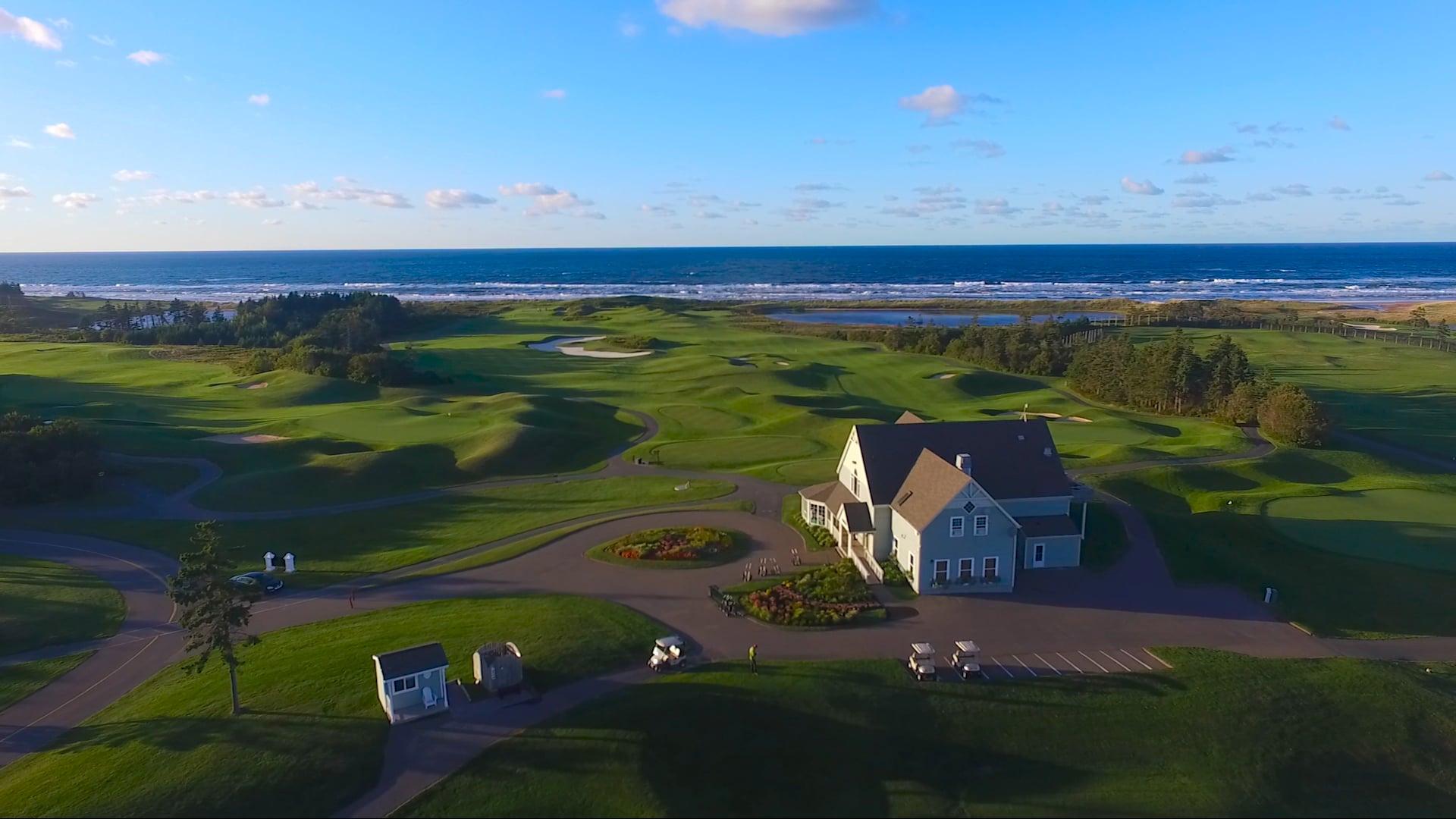 Golf Course Promo Videos