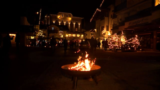Lichteradvent in Ruhpolding