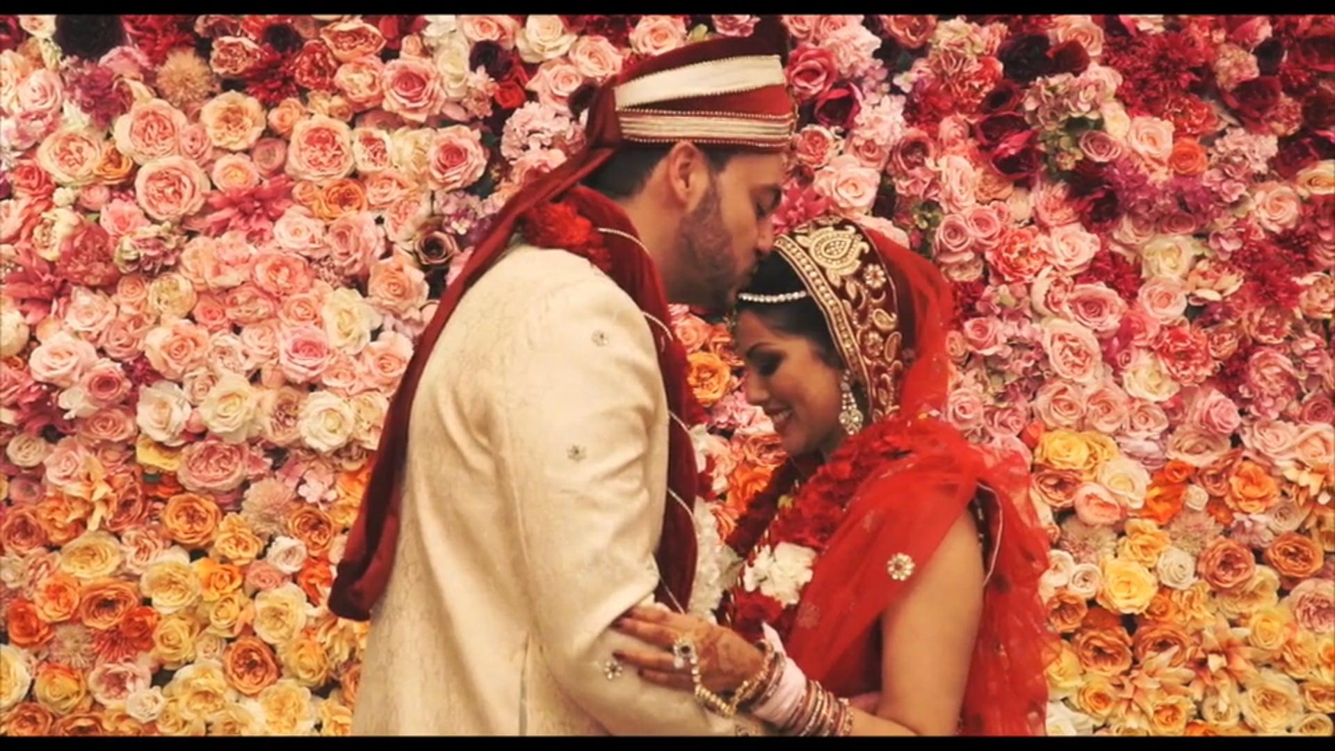 DARSHY + AURNEN - WEDDING FILM // FERNDARA