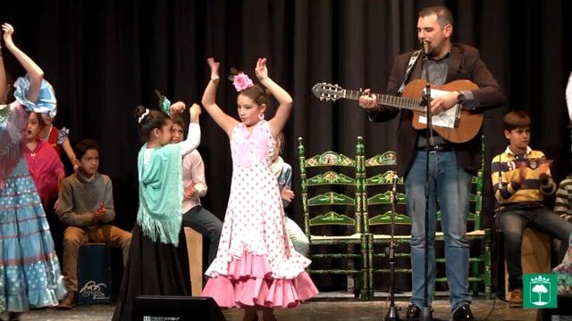 Celebración Día del Flamenco Beatriz Galindo.