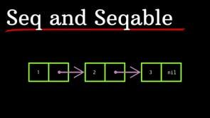 22. Seq and Seqable