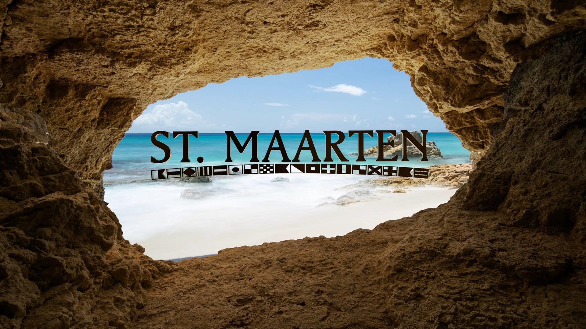 St. Maarten   Time-Lapse Flow Motion - In 4K