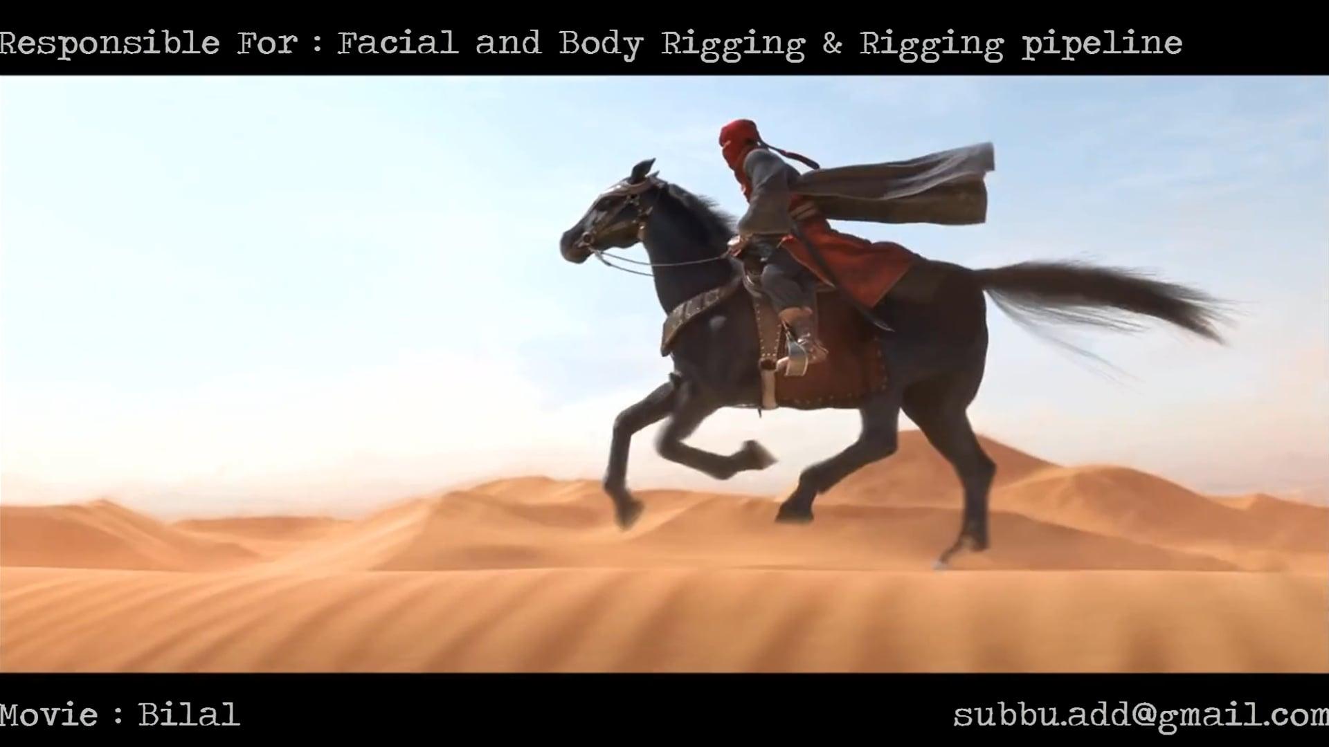 2015 Rigging Show Reel