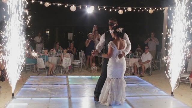 Angela + Kelly | Punta Cana Wedding Teaser