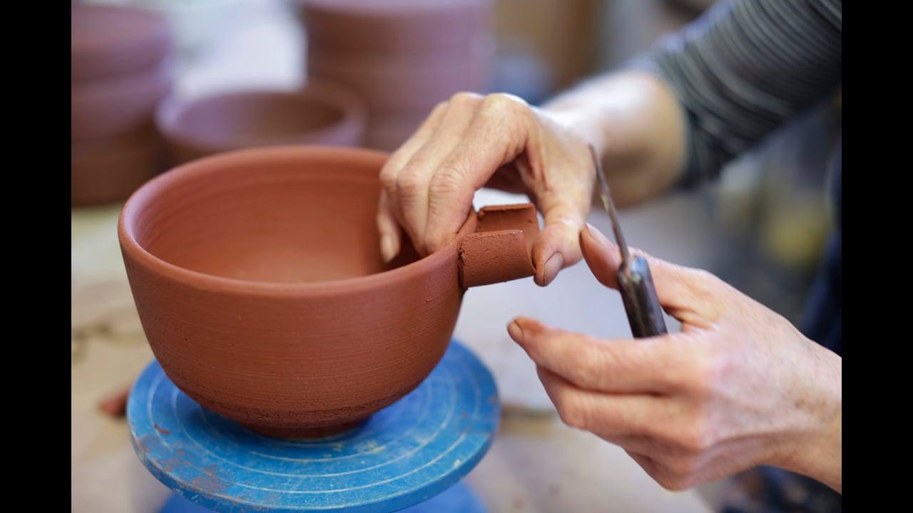 Masterclass with Lisa Hammond | Ceramic Review