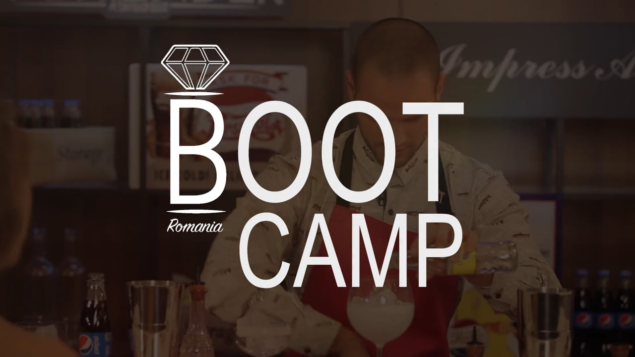 Bartender Romania-BootCamp