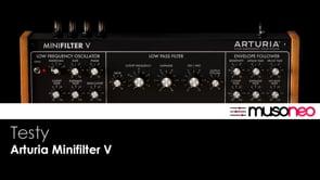 Arturia Minifilter V