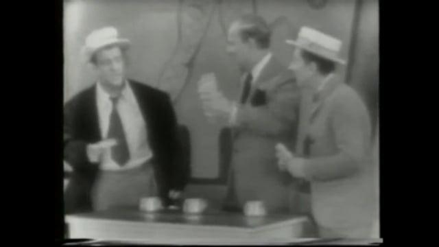 Abbott Costello-Colgate Comedy Hour Jan 7,1951