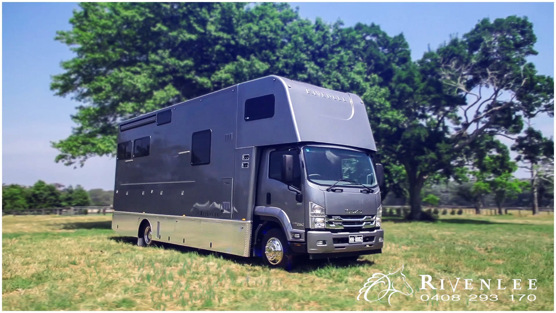 Rivenlee Horse Truck - Lifestyle