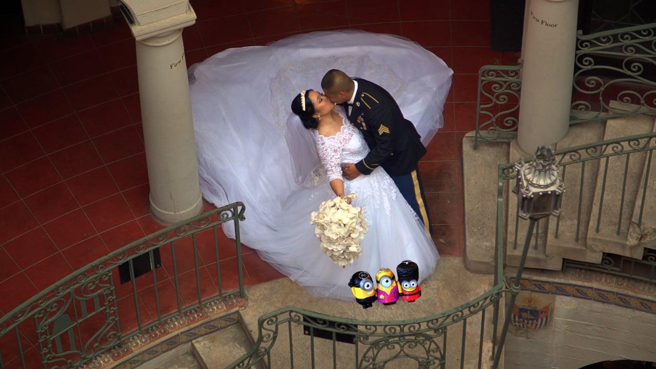 CJ and Karlo's Mission Inn & St. Catherine's Wedding Celebration