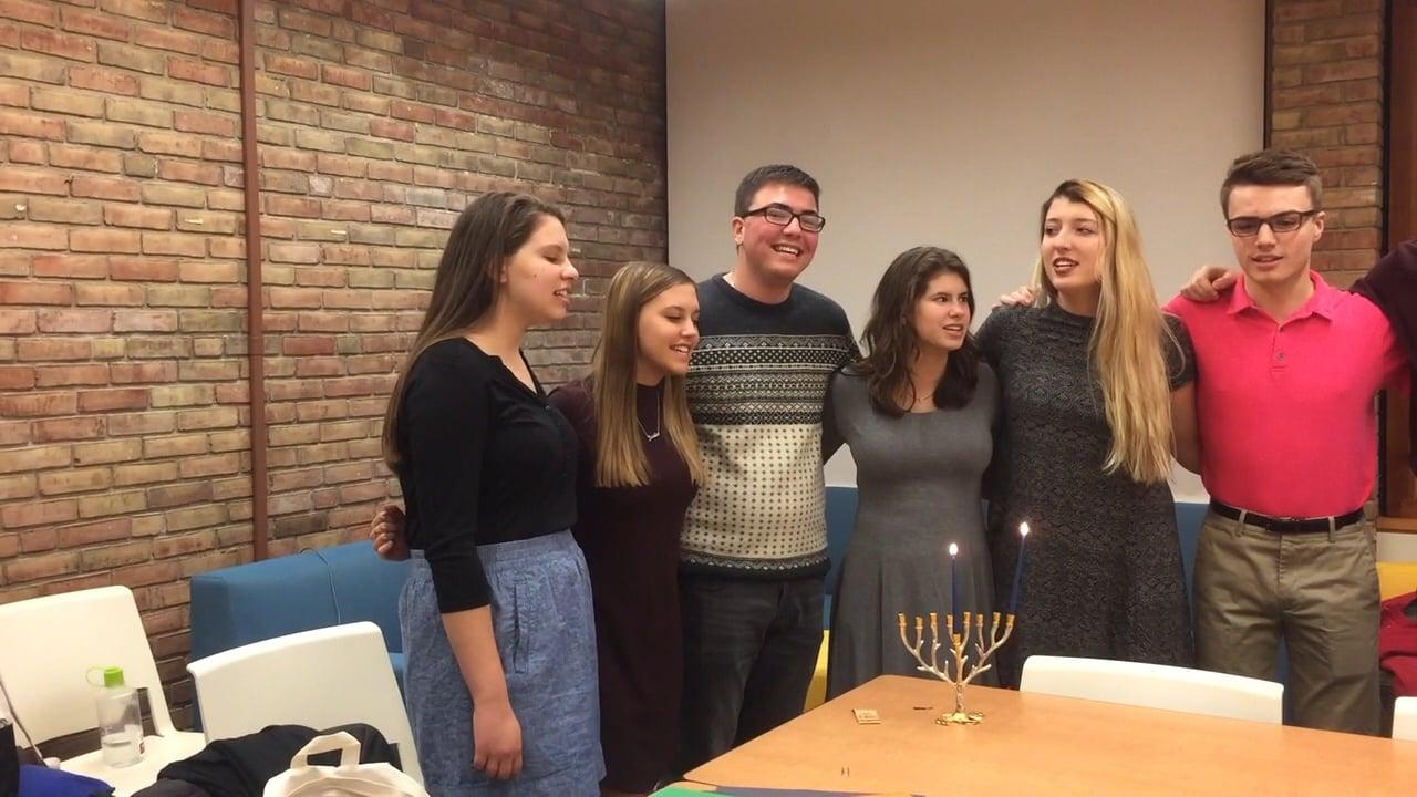 NFTY NEL Hanukkah Night One