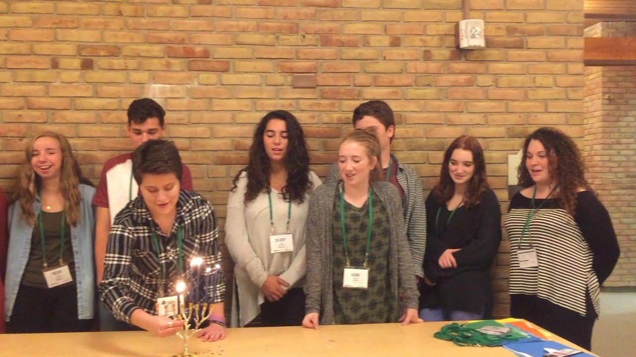 NFTY NEL Hanukkah Night Four